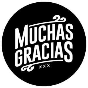 logo dark Muchas Gracias